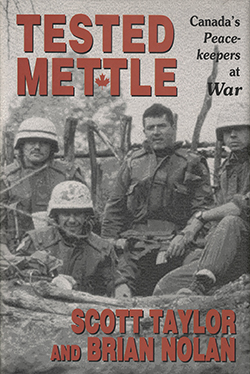 Tested Mettle book cover.
