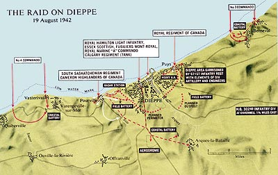 Operation Flodden The sea Fight Off Berneval and the Suppression of