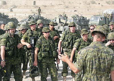Army Essay