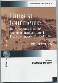 les hôpitaux militaires canadiens en France