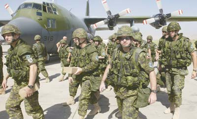 canadian involvement in afghanistan is humanitarian As far as i can determine, canadian involvement in afghanistan passed through several phases operation apollo , 2001-2002: the deployment of a battle group to southern afghanistan as part of the american-led operation enduring freedom.