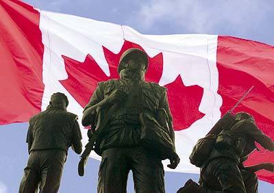 2.0 Arguments about the role Canada plays in Peacekeeping