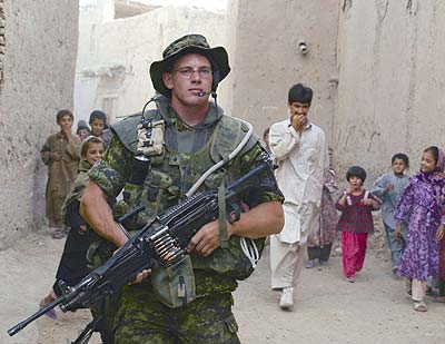 The Canadian Armed Forces Legacy in Afghanistan