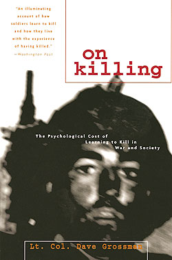 Book cover: On Killing