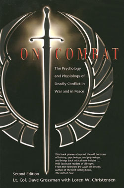 Book cover : On Combat