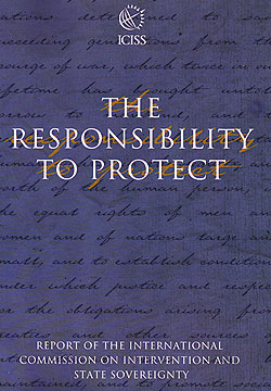 Cover: The Responsibility to Protect