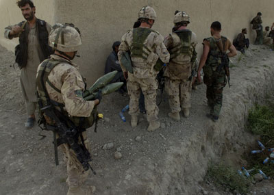 Who is the Adversary? Pathans, the Taliban and Prospects of