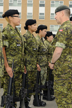Asian canadian soldiers