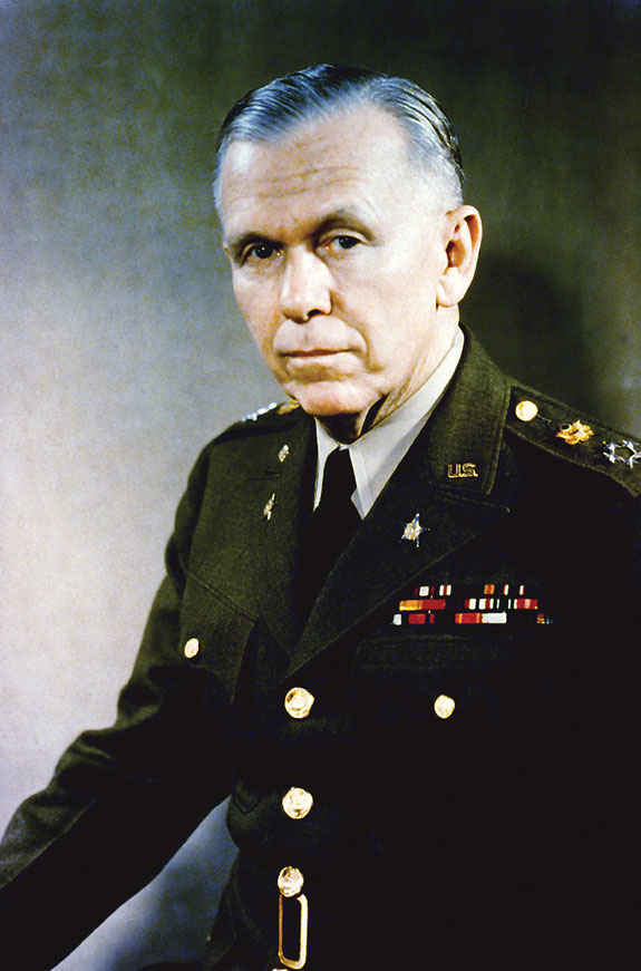 General of the Army George C. Marshall