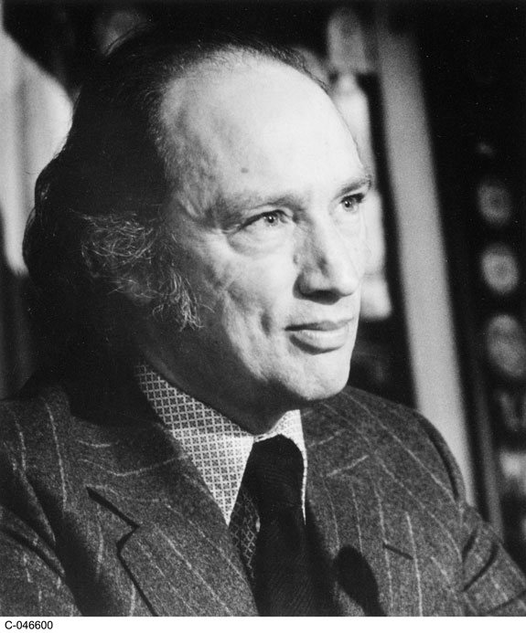 The Right Honourable Pierre Elliott Trudeau – Prime Minister of Canada (1968-1979/1979-1984)