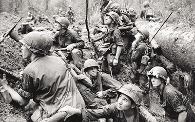 an analysis of the experiences of vietnam war veterans Many vietnam war veterans and  vietnam war veterans recount their experiences in  you will write a report and analysis of an interview that you conduct.